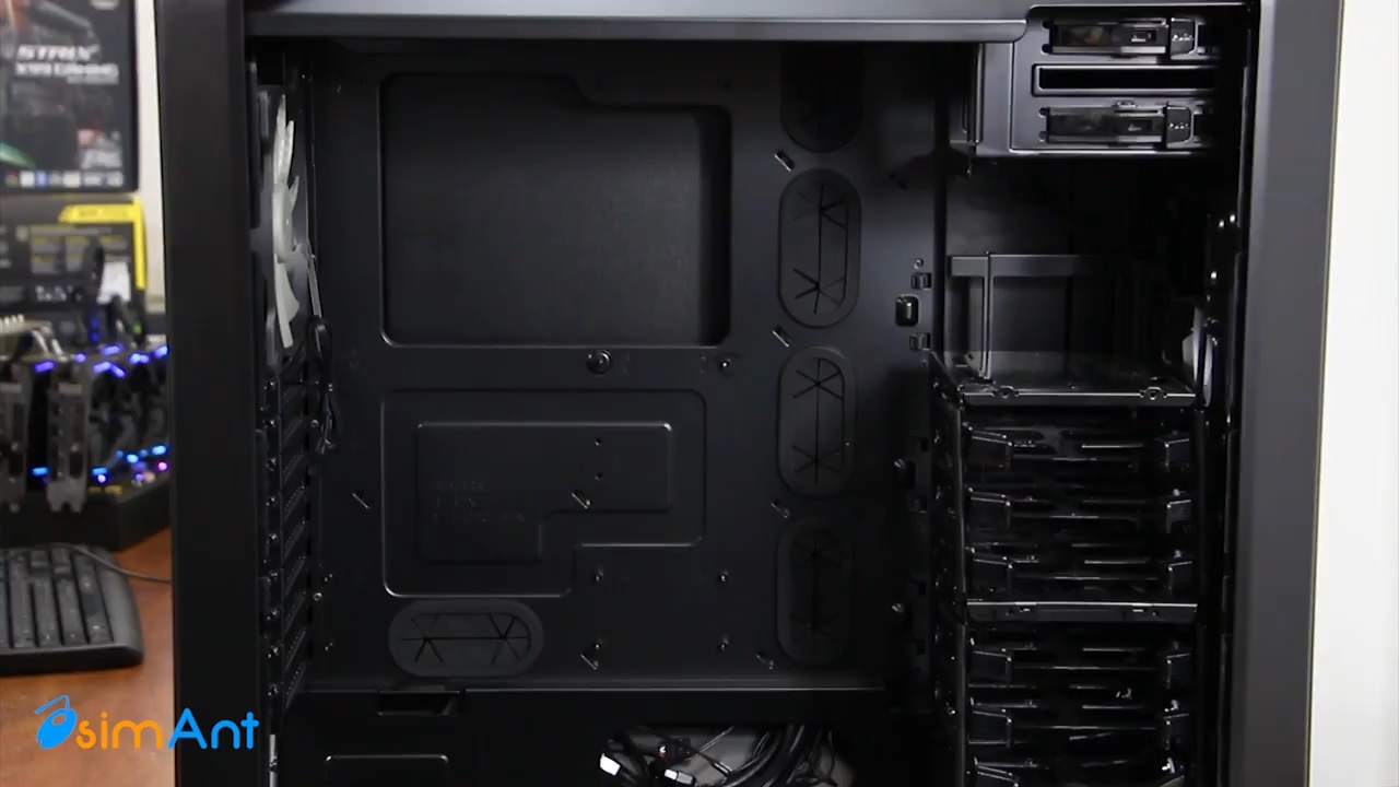 Обзор корпуса CORSAIR graphite 780t