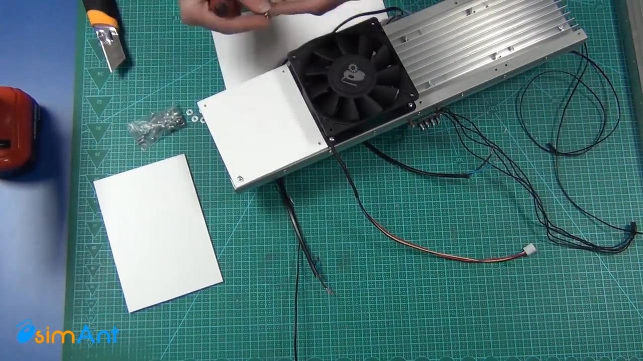 Охлаждение для процессора Элементами Пельтье! Тестируем!