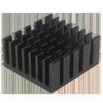 Радиатор на чип памяти