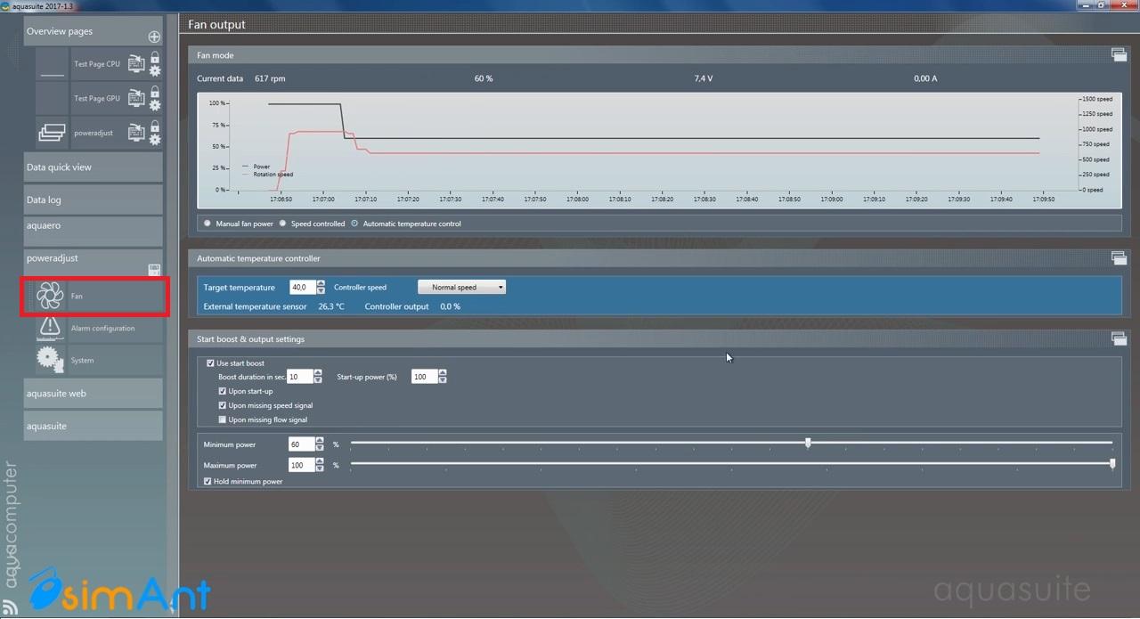 Программируемый реобас poweradjust от Aquacomputer - управляем скоростью кулеров