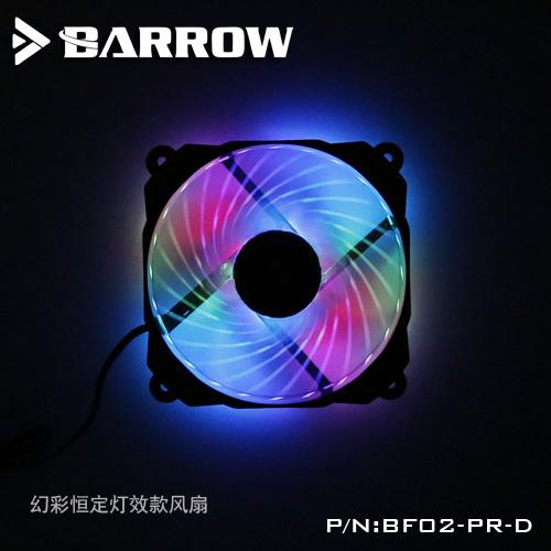 Новые вентиляторы Barrow
