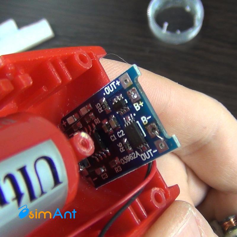Power bank из аккумуляторов от телефона своими руками 34