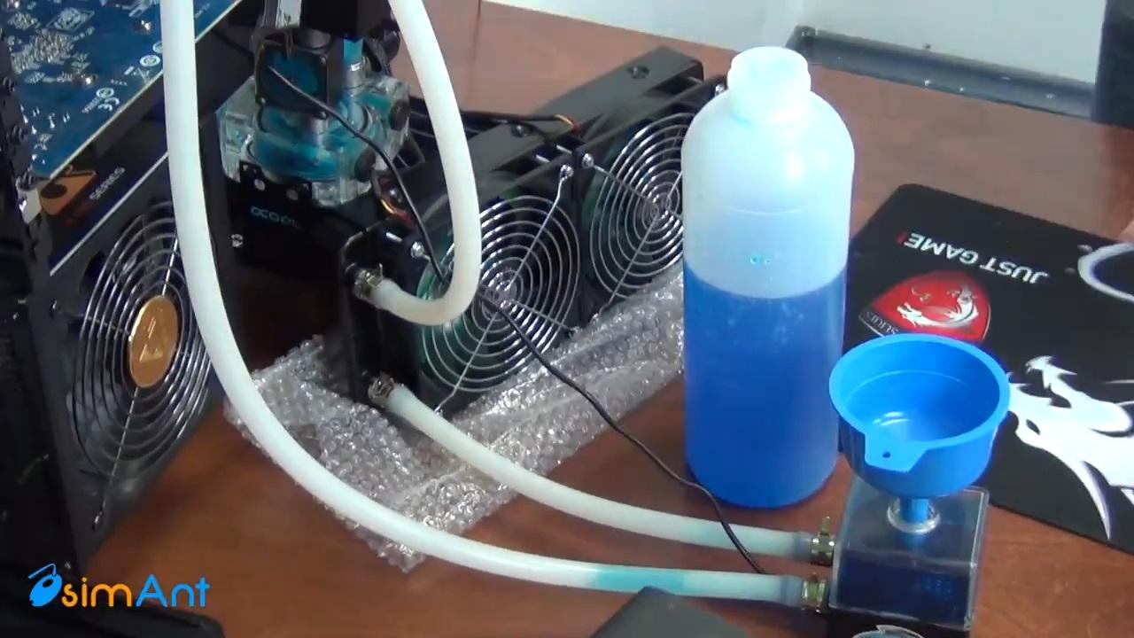 ТОП'овое воздушное охлаждение против Водянки - тестируем