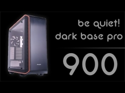 Обзор корпуса be quiet! Dark Base 900 PRO