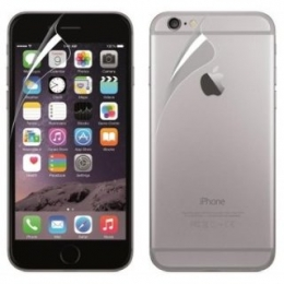 Фото Защитная пленка для iPhone 6 Remax Ultimate Microcrystal line 2in1 Crystal