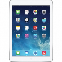 Фото Планшет Apple A1474 iPad Air Wi-Fi 32GB Silver (MD789TU/B)