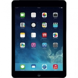 Фото Планшет Apple A1474 iPad Air Wi-Fi 32GB Space Gray (MD786TU/B)