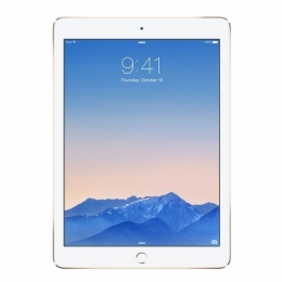 Фото Планшет Apple A1566 iPad Air 2 Wi-Fi 16GB Gold (MH0W2TU/A)