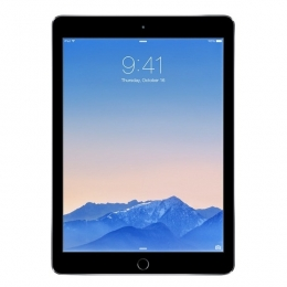 Фото Планшет Apple A1566 iPad Air 2 Wi-Fi 16GB Space Gray (MGL12TU/A)