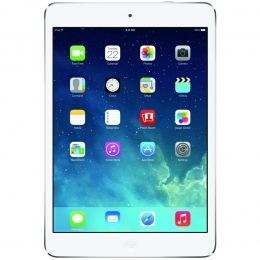 Фото Планшет Apple A1489 iPad mini with Retina display Wi-Fi 128GB Silver (ME860TU/A)