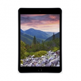 Фото Планшет Apple A1550 iPad mini 4 Wi-Fi 4G 16GB Space Gray (MK6Y2RK/A)