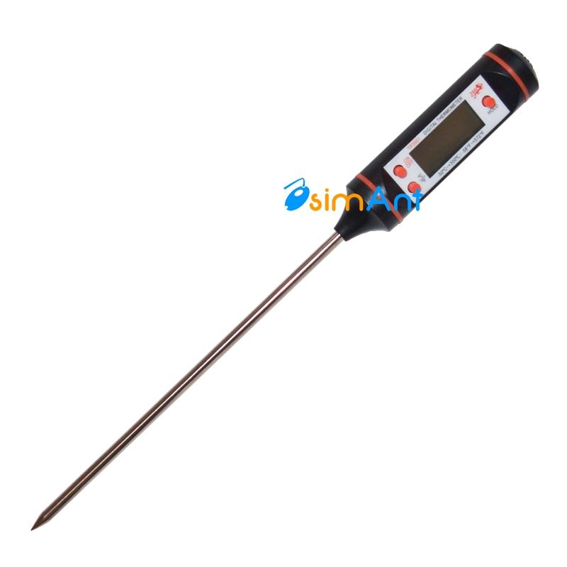 Простой термометр своими руками