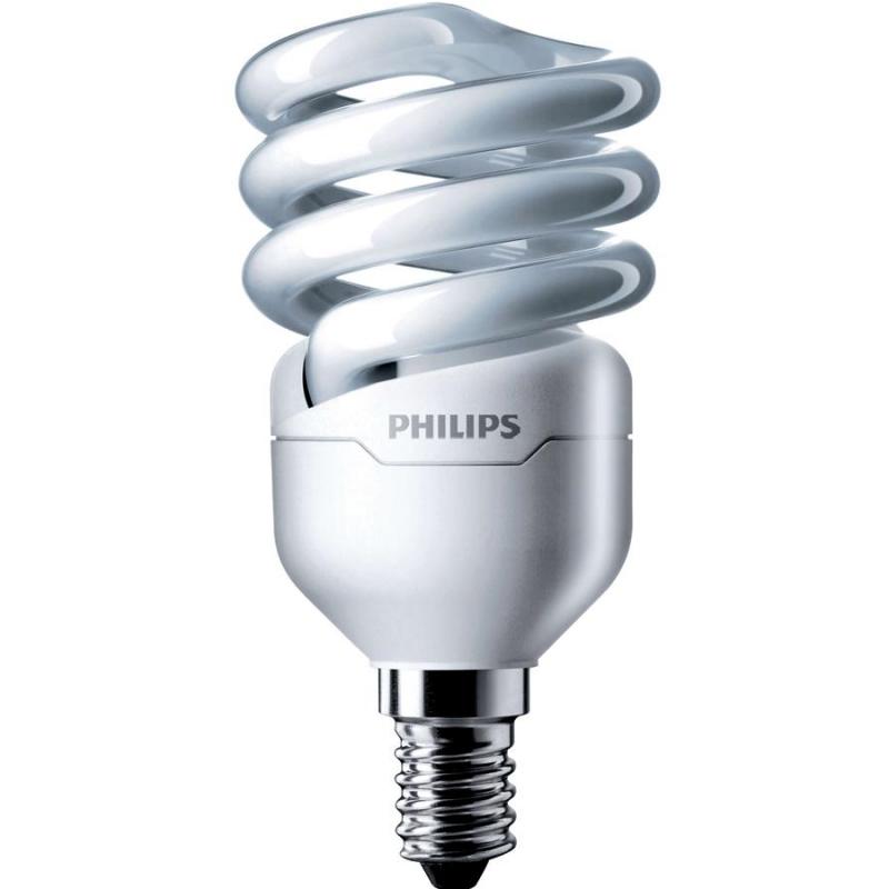 Лампа энергосберегающая philips tornado