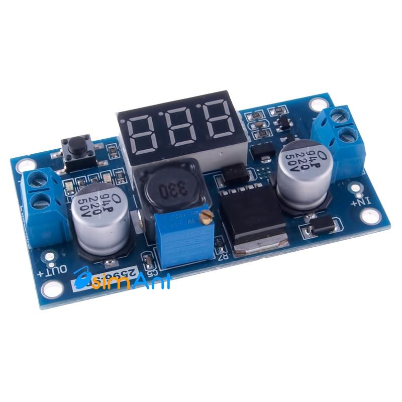 Понижающий стабилизатор напряжения и тока купить сварочный аппарат неон в воронеже