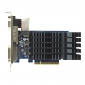 Фото Видеокарта Asus GeForce GT710 1GB DDR3 (710-1-SL)