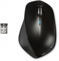 Фото Мышь HP x4500 Wireless Mouse- Sparkling Black(H2W26AA)