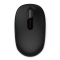 Фото Мышь Microsoft Mobile Mouse 1850 WL Black (U7Z-00004)
