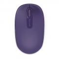 Фото Мышь Microsoft Mobile Mouse 1850 WL Purple (U7Z-00044)
